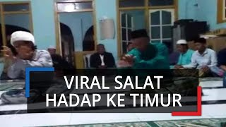 Viral Video Jemaah Salat di Bawean Gresik Diduga Ikut Aliran Menyimpang