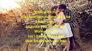 Walk with me- michael learns to rock