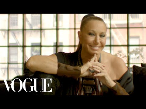 , title : 'Donna Karan on Her Life in Fashion   Vogue Voices'