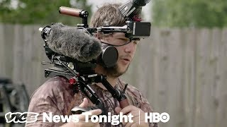 What A Santa Fe High School Senior Witnessed In The Aftermath Of The Shooting (HBO)