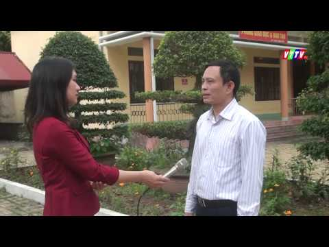 Ngành giáo dục huyện Vũ Thư chuẩn bị các điều kiện sẵn sàng đón học sinh trở lại trường