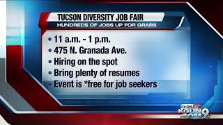 Hundreds Of Jobs Up For Grabs At Tucson Diversity Job Fair