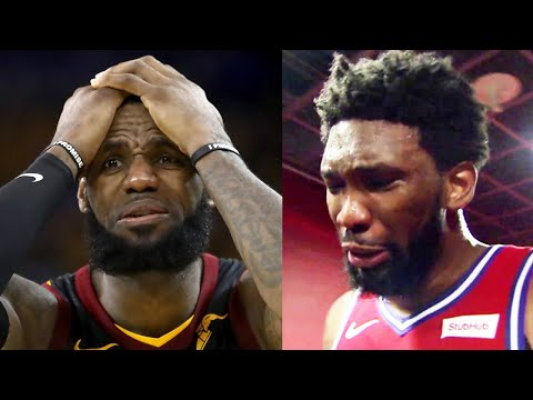 "NBA ""Most Intense"" Moments"