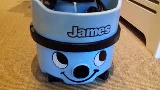 German Numatic James in Blue!! JDS180