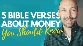 5 Biblical Financial Principles Every Christian Should Know!