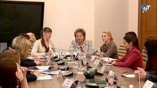 На очередное заседание собрался молодежный парламент Новгородской области