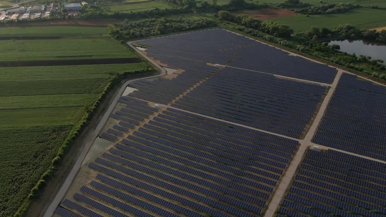 MET Dunai Solar Park (drone), Százhalombatta