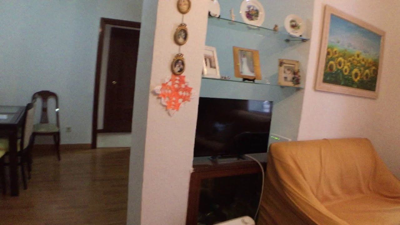 Room for rent in a furnished 2-bedroom apartment in Retiro