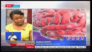 Jukwaa la KTN: Suala Nyeti - Ugonjwa wa kifafa - 22/3/2017 [Sehemu ya Kwanza]