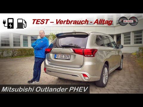 Mitsubishi Outlander - Das meist verkaufte Plug-In Hybrid Fahrzeug im Test | Verbrauch - Review