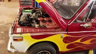 Hot Honda N 600 Microcar