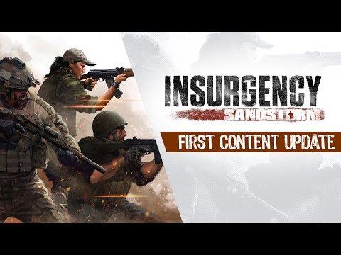 First Content Update Trailer