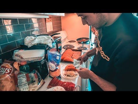 Ep. 6: College Cuisine   Day in the Life at SDState