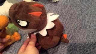 Timburr  - (Pokémon) - Pokemon Plush Adventures Season 4 Ep 5 The Timburr Trick