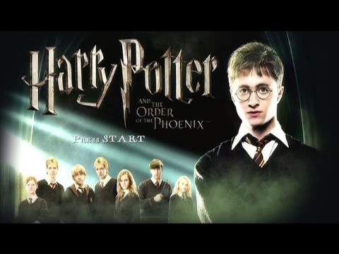Harry Potter And The Order Of The Phoenix XBOX 360 Review