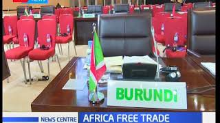 44 out of the 55 African countries sign African continental free trade area agreement