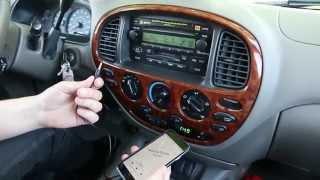 Bluetooth Kit for Toyota Tundra 2003-2006 by GTA Car Kits
