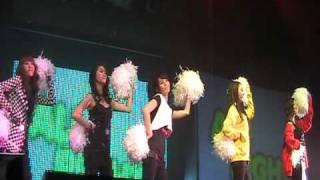 7 Headache Wonder Girls LA concert 2009