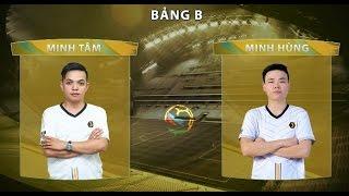 [07.05.2016] Minh Tâm - Minh Hùng [FNC 2016 - Bảng B]