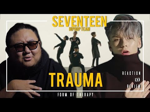"""Producer Reacts to Seventeen HipHop Team """"Trauma"""""""