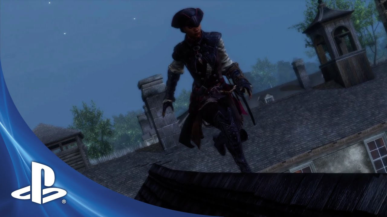 Assassin's Creed Liberation HD Coming to PS3