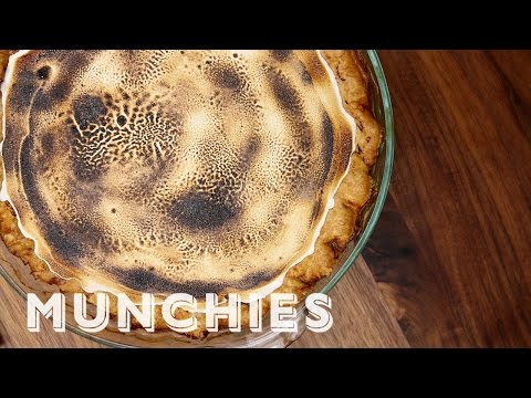 How-To: Make Ovenly's Pumpkin Pie with Toasted Marshmallow Cinnamon Fluff