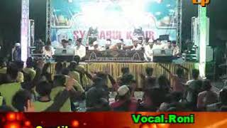 Lagu Syantik dengan manja.nya versi: Voc. Muhammad roni
