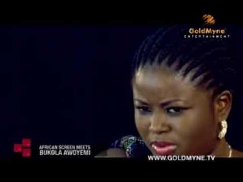 ACTRESS BUKOLA AWOYEMI INTERVIEW...