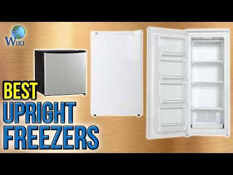 8 Best Upright Freezers 2017