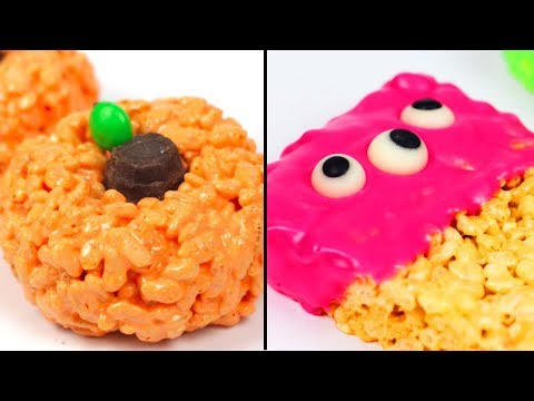 TOP HALLOWEEN RECIPES | Amazing Halloween Yummy Recipes Compilation by HooplaKidz Recipes