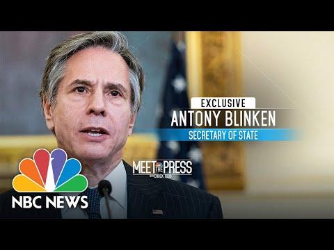 Meet The Press Broadcast (Full) - April 11th, 2021 | Meet The Press | NBC News
