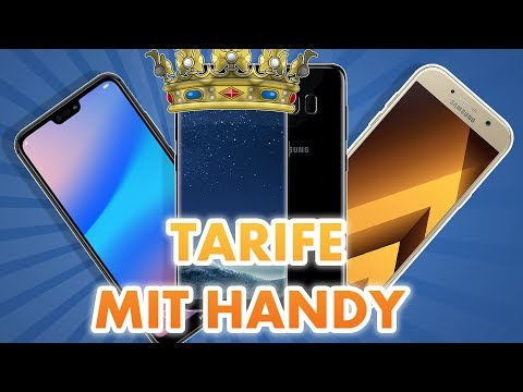 Günstige Mobilfunktarife mit Smartphone August 2018| DealDoktor
