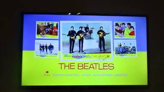 Opening to The Beatles Help! UK Blu-ray 2007