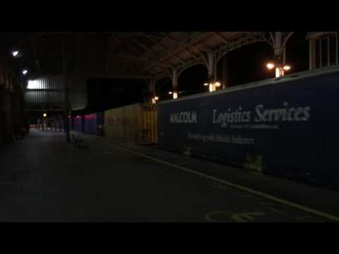 Preston overnight freight variety 20th - 21st April 2017