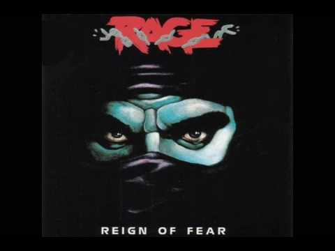 Rage - Scared to Death online metal music video by RAGE