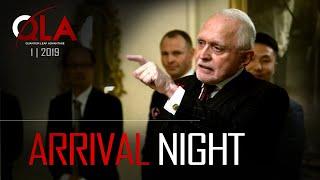 Arrival Night | January 2019 | Dan Peña QLA Castle Seminar