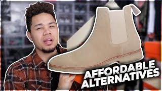 AFFORDABLE ALTERNATIVES TO EXPENSIVE CHELSEA BOOTS