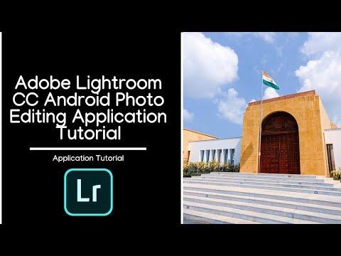 Adobe Lightroom CC | Best Professional Photo Editing App for