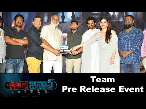 Jawaan Movie Team Pre Release Event