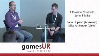 A Fireside chat with John & Mike