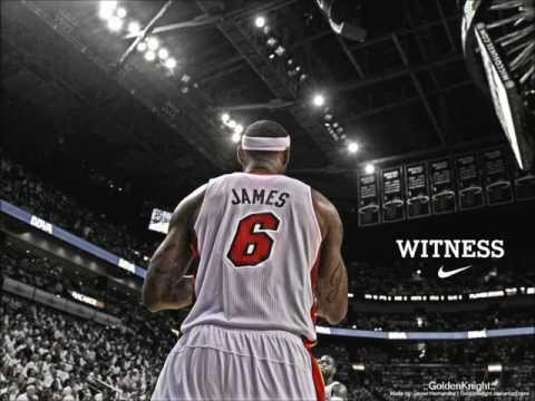 Mar'Vel Spade || Witness Feat. LeBron James