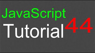 JavaScript Tutorial for Beginners - 44 - Form Validation Part 2