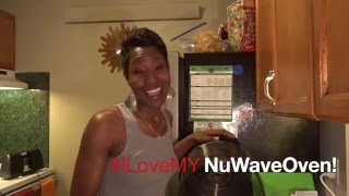 How To Cook Chicken From Frozen To Done   Nuwave Oven
