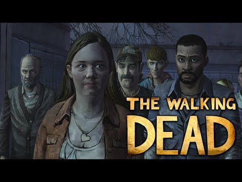 The Walking Dead - CRAWFORD! | #17 | České titulky | 1080p