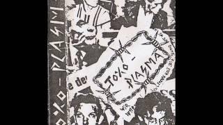 Toxoplasma 1981 Demo 06 Heile Welt