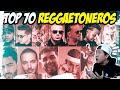 TOP 70 REGGAETONEROS DEL MOMENTO 🤩🔥
