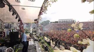 Afrojack at Tomorrowland 2012