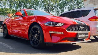 Ford Mustang 2.3 EcoBoost (2018 Facelift) In Depth Review Indonesia
