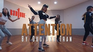 """Charlie Puth """"ATTENTION"""" 