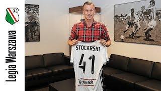 Paweł Stolarski piłkarzem Legii
